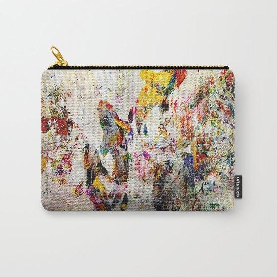 鯉隠さ (Hidden Koi) Carry-All Pouch