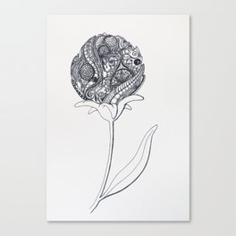 Blooming Madness Canvas Print