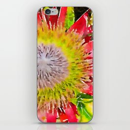 Hawaiian Flower iPhone Skin