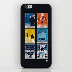 Bond #2 iPhone & iPod Skin