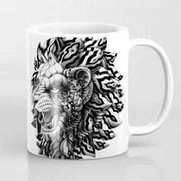 Lion Coffee Mug