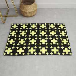 Jerusalem Cross 4 Rug