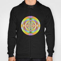 Psychedelic Target Rings Hoody