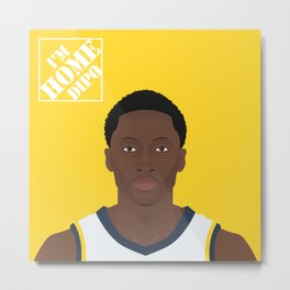 Home Dipo Metal Print