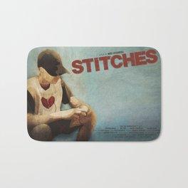 Official Poster: Stitches Bath Mat