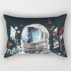 Night Life Rectangular Pillow