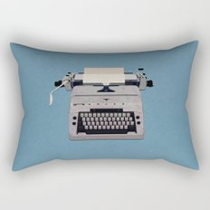 Writer's Block (The Shining) Rectangular Pillow