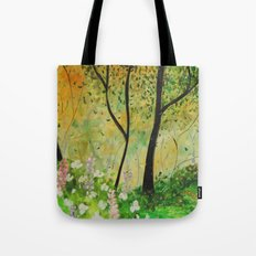 forestry Tote Bag