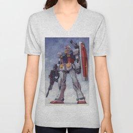 Gundam RX-78-2 Origin ver. Unisex V-Neck