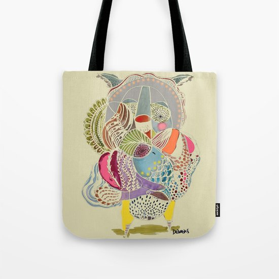 Gustave Tote Bag