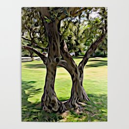 Dance of the Olive Tree Poster