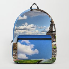 Paris - World Big City Backpack