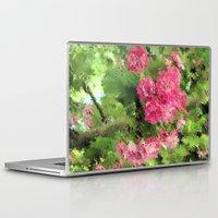 artrave Laptop & iPad Skins featuring Romance á la Provence by Joke Vermeer