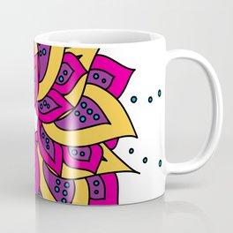Lotus Mandala Coffee Mug