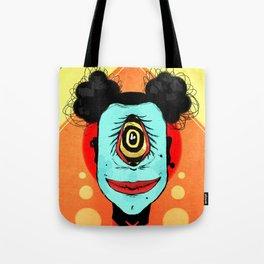 My Eye Tote Bag