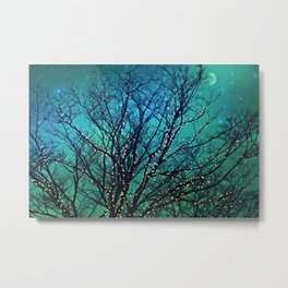 magical night Metal Print
