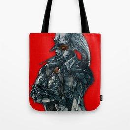 vampire lord Tote Bag
