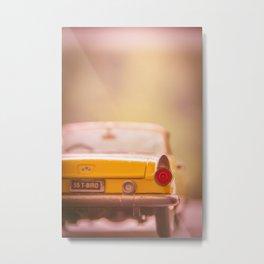 Tiny T-Bird II Metal Print