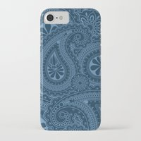 henna iPhone & iPod Cases featuring Henna by Felipegarc