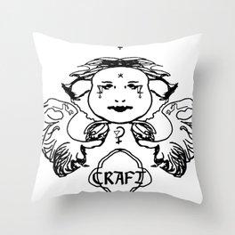 Cupidon Throw Pillow