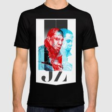 JAY-Z SMALL Black Mens Fitted Tee