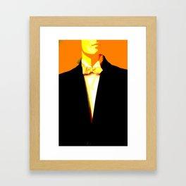 Cotton Club Jay G Framed Art Print