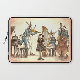 Requiem di Cordofoni Laptop Sleeve