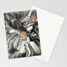 Golden Nuggets Stationery Cards