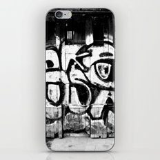 Doorway iPhone & iPod Skin