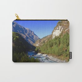 Himalayan River Carry-All Pouch