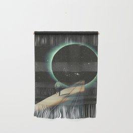 Escaping into the Void Wall Hanging