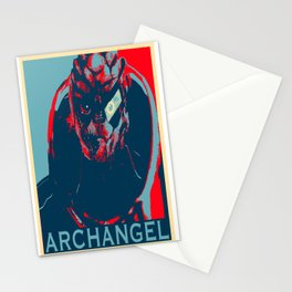 Codename Archangel Stationery Cards