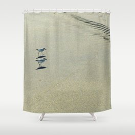 like herding cats Shower Curtain