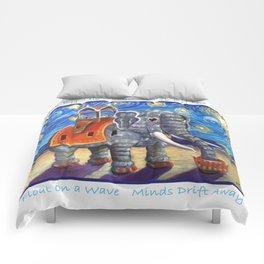 Starry Lu Comforters