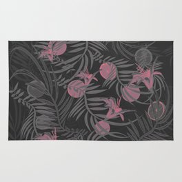 Plants Flowers and Your Fruit Rug