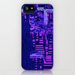 taintedcanvas162 iPhone Case