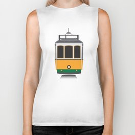 Lisbon trolley Biker Tank
