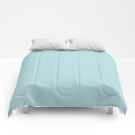 Simply Pretty Blue Comforters