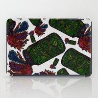 beer iPad Cases featuring Beer by Sharif El Fatatry