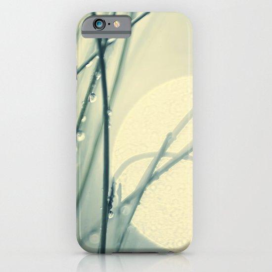 morning blues iPhone & iPod Case