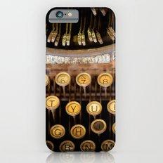 The Wordsmith iPhone 6s Slim Case