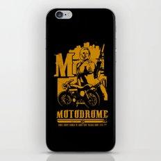 MOTODROME  iPhone Skin