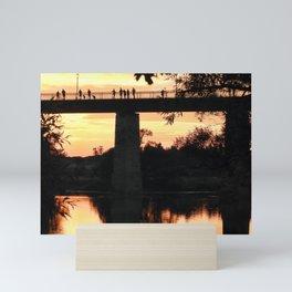 Sunset Seekers Grand Trunk Trail Mini Art Print