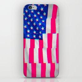 US Flag iPhone Skin