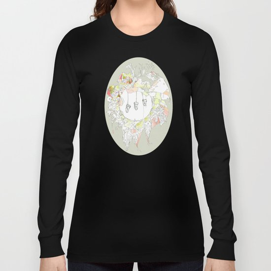 sugar tooth Long Sleeve T-shirt