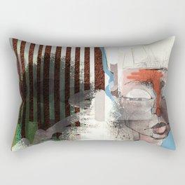 First Impressions Rectangular Pillow