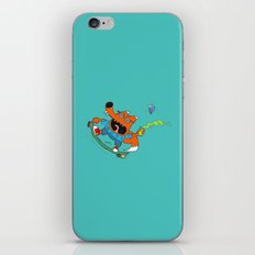 X-Treme No Filter Fox (No Words) iPhone & iPod Skin