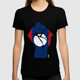 Team Laos Flag Tshirt T-shirt