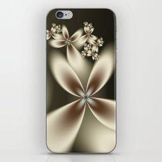 Flower Fractal iPhone & iPod Skin