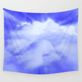 Clouds of Change Wall Tapestry